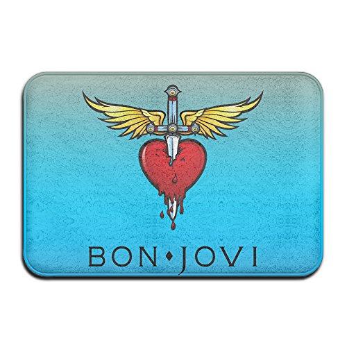 Bon Jovi Outdoor Mat