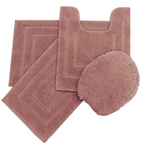 Rug Rose Antique - Soho Antique Rose Bath Rug (20