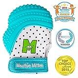 Mouthie Mitten - Moufle mitaine de dentition en silicone - différent coloris