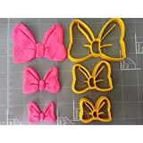Cute Bow Cookie Cutter (1.5 Inch)