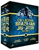 3 DVD Box Set Collection Brazilian Jiu-Jitsu Vol.1
