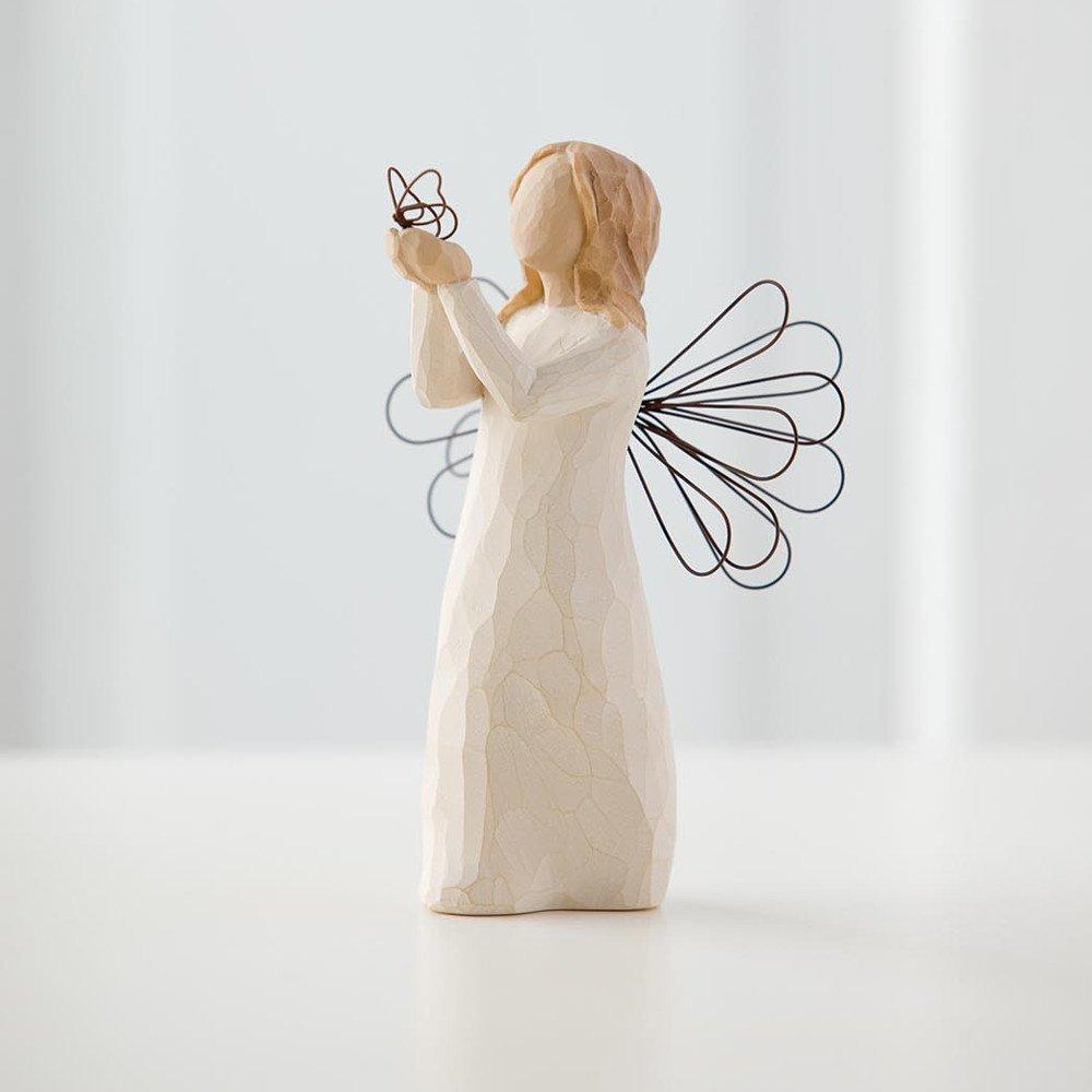 Willow Tree Angel Of Freedom Figurine - Susan Lordi Boxed