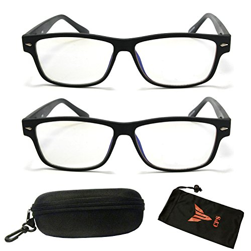 Anti-Stress Vision Radiation Protection Reading Glasses TV/Computer - 2