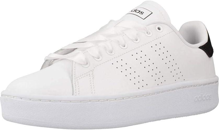 adidas Women's Ef1034 Advantage Bold White Low: Amazon.de ...