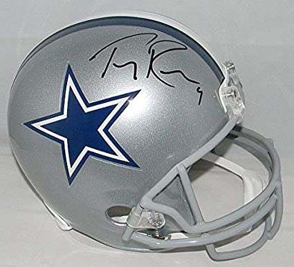 Image Unavailable. Image not available for. Color  Tony Romo Autographed Dallas  Cowboys ... 6383c688f
