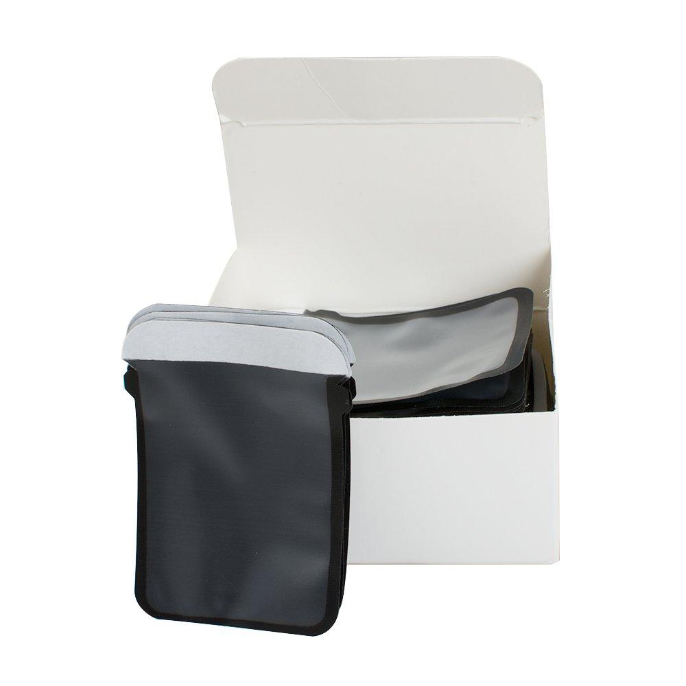 Zinnor New 600pcs Barrier Envelopes for Phosphor Plate Dental Digital X-Ray Size 2