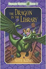 Dragon Keepers #3: The Dragon in the Library Kindle Edition