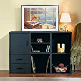 #5: Foremost Modular 5-in-1 Shelf Cube Storage System