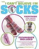 I Can't Belive I'm Knitting Socks, Cynthia Guggemos, 1601402503