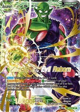 ST SD4-01  1 Dragon Ball Supe Piccolo Jr Evil Reborn //// Piccolo Jr. SD4-01