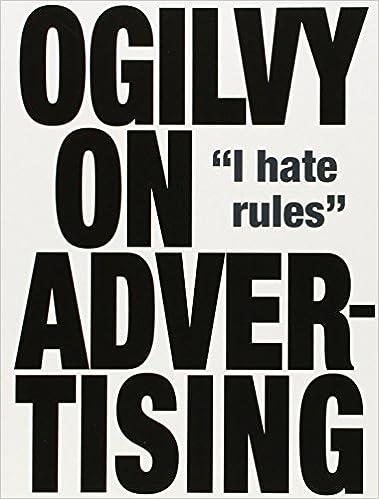 Ogilvy On Advertising por David Ogilvy epub
