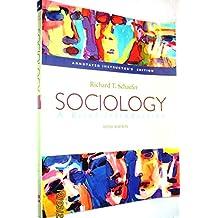 Sociology: A Brief Introduction, 6th edition (AIE)