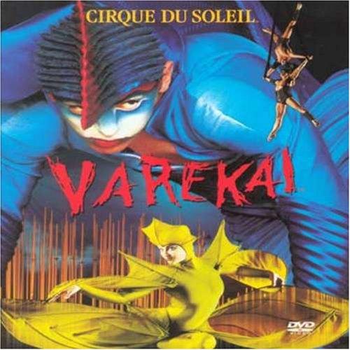 Varekai Cirque Du Soleil 2 disc DVD 2002 Cirque Du Soleil 2009