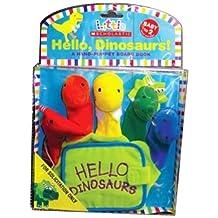 Little Scholastic: Hello, Dinosaurs: A Hand Puppet Board Book