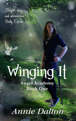 book cover of Winging It