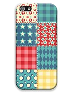 Material Pattern Case for your iPhone 5C
