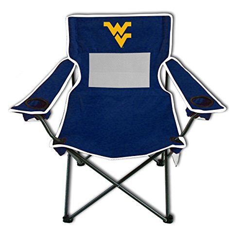 Rivalry NCAA West Virginia Mountaineers Monster Mesh Folding Chair