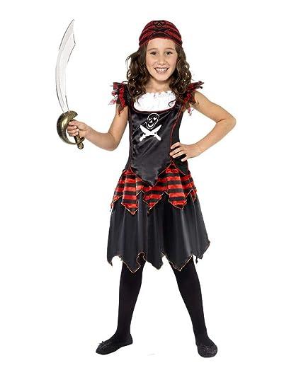 Horror-Shop Gótico del traje del pirata Niño L 145-158: Amazon.es ...