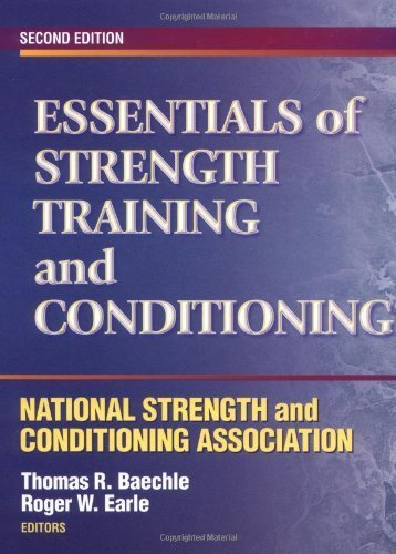 Essentials of Strength Training and Conditioning (Soviet Medical Reviews: Section C - Hematology Reviews) by Human Kinetics Publishers