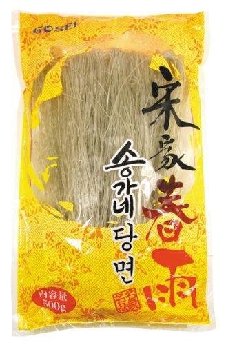 Song house vermicelli 500g Korea food cold noodle / vermicelli / ramen Soka by Soka