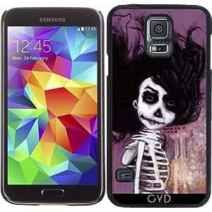 Funda para Samsung Galaxy S5 (SM-G900) - Esqueleto Iii by Rouble Rust