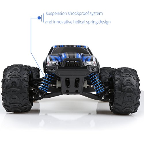 Dtn  Ghz Wd Electric Rc Car Offroad