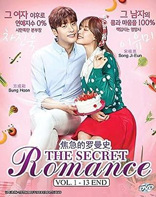 The Secret Romance (3-DVD Set, English Subtitle)
