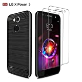 Avesfer for LG X Power 3 Case with Screen Protector X510W Slim Resilient