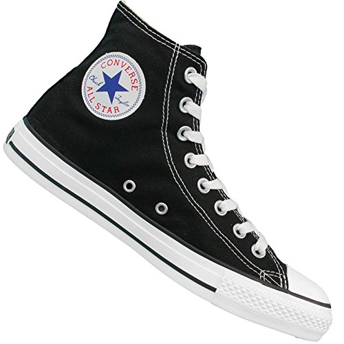 One Direction Converse AS Hi Can Black M9160 Unisex-Erwachsene Sneaker