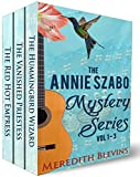The Annie Szabo Mystery Series Vol 1-3