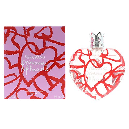 Vera Wang Princess of Hearts Eau de Toilette, 1.7 Fluid Ounce