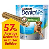 Purina DentaLife Made in USA Facilities Large Dog Dental Chews, Daily - 18 ct. Pouch Larger Image