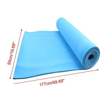 Amazon.com : Allrise 1PC Dampproof Yoga Mats, Eco-friendly ...