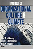 Handbook of Organizational Culture and Climate, , 141290482X