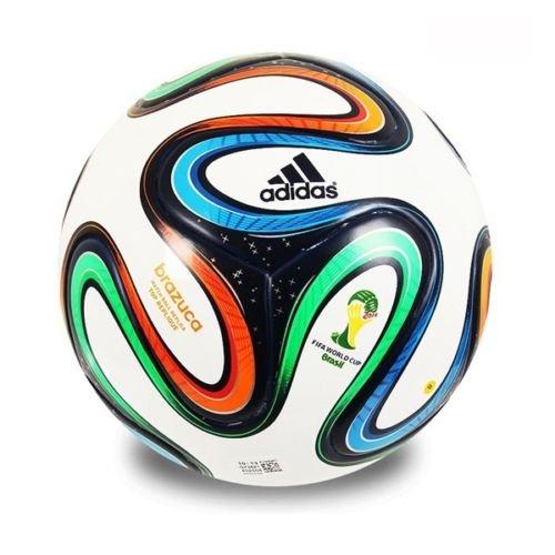 Adidas Brazuca Top Glider Soccer Ball Size 5 (standard size) 2014 Brazil World Cup