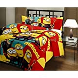 Style Urban Polycotton Reversible AC Blanket, Multicolour, Single Bed