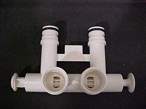 Kenmore 7278434 Water Softener Bypass Valve Genuine Original Equipment Manufacturer (OEM) Part ()