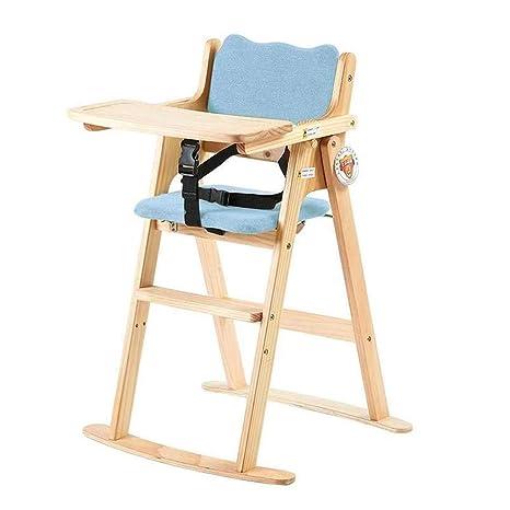 Taburete de la barra Bebé que cena la silla de bebé Mesa de ...