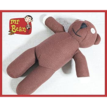 Stuffed [of] Mr.Bean Mr. Bean teddy bear (japan import) by Oz planning