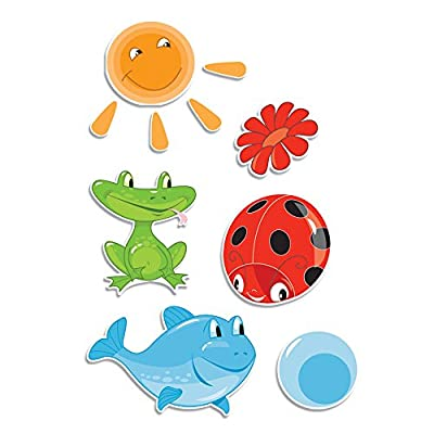 Scotchi by Happy Kidz My First Colors Kids Game: Toys & Games