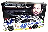 'AUTOGRAPHED 2014 Jimmie Johnson #48 Lowe''s Racing Team IT''S SPRING (Hendrick Motorsports) SIGNED Lionel 1/24 NASCAR Diecast Car with COA (#105 of only 841 produced!) '