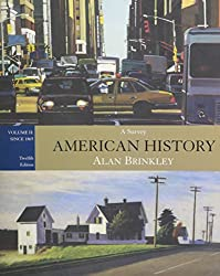 American History: A Survey, Volume 2, Since 1865