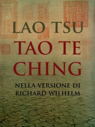 Tao Te Ching (Italian Edition)