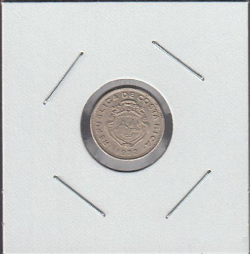 1972 Costa Rica Pattern Nickel Choice - Rica Dollar Costa
