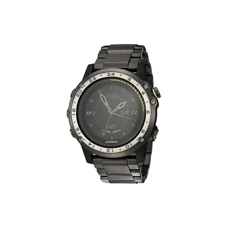 D2 Charlie Aviator Watch, Titanium Editi