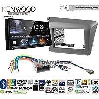 Volunteer Audio Kenwood DDX9904S Double Din Radio Install Kit with Apple CarPlay Android Auto Bluetooth Fits 2011-2016 Honda Odyssey