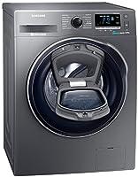 Samsung WW80K6404QX/EG Waschmaschine FL / A+++ / 116 kWh/Jahr / 1400 UpM / 8...