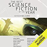 Bargain Audio Book - The Best Science Fiction of the Year