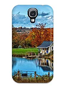 7160812K12756160 Perfect House Case Cover Skin For Galaxy S4 Phone Case