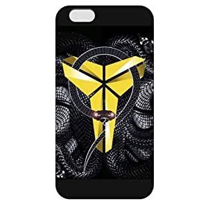 - Customized Black Frosted iphone 4s Case, NBA Superstar Lakers Kobe Bryant iphone 4s Case, Only Fit iphone 4s Case